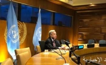الأمم المتحدة تطالب الأطراف الليبية بالتكاتف لتسريع تشكيل الحكومة الجديدة