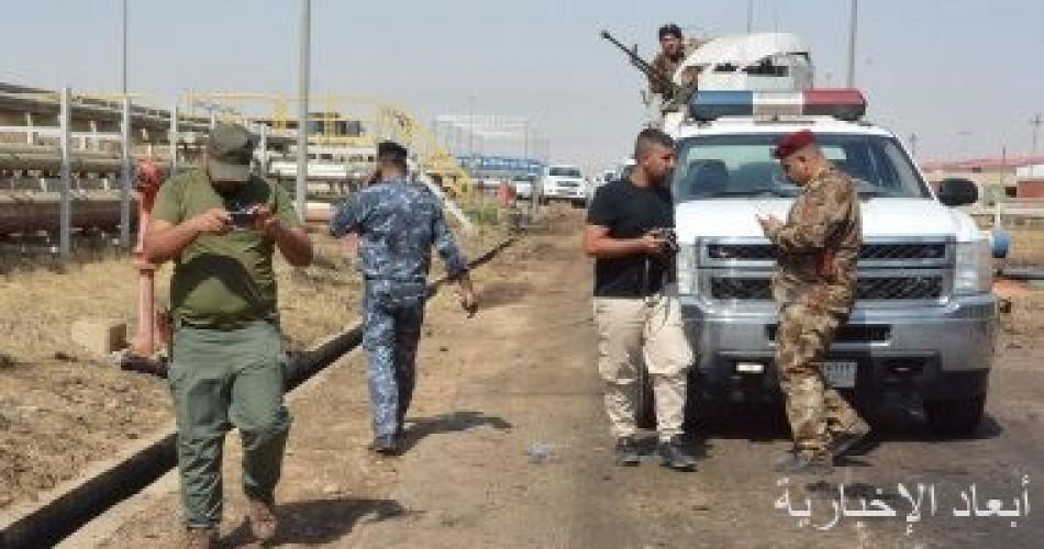 استشهاد شرطى وإصابة آخر إثر انفجار عبوة ناسفة بالعراق