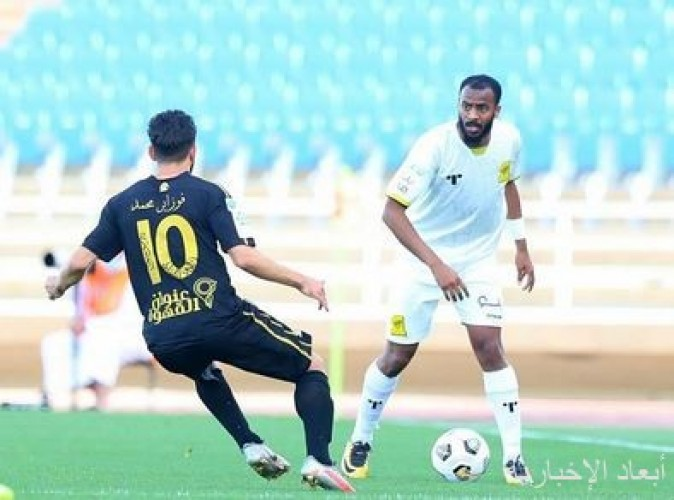 مواجهة الرائد والاتحاد تنتهي بالتعادل الإيجابي في دوري كأس الأمير محمد بن سلمان للمحترفين