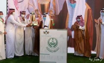 سمو الأمير خالد الفيصل يشرّف الحفل الختامي لسباقات الخيل بمحافظة جدة