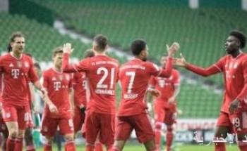 19 لاعبا فى قائمة البايرن ضد باريس سان جيرمان وغياب ليفاندوسكي وجنابري
