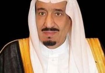 خادم الحرمين الشريفين يتلقى اتصالاً هاتفياً من رئيس جمهورية العراق