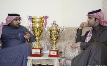 «مع الحدث» يستضيف سفير الخفجي  بطل الراليات سامي الشمري