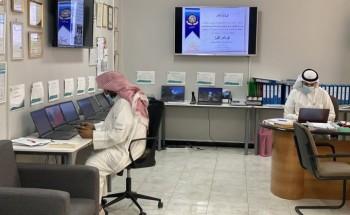 «أبعاد» ترصد إنطلاق الاختبارات الدراسية عن بعد ومتابعتها في مدارس الخفجي