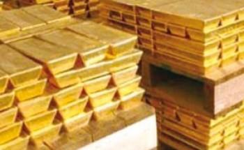 الذهب ينخفض عن 1600 دولار