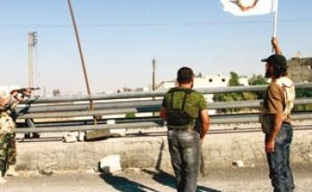 الثوار يتقدمون عسكريا في درعا وريفها