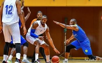 الوحدة والنصر في نهائي (البلاي أوف) لكرة السلة السعودية