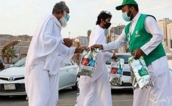 """""""هدية"""" تخدم قرابة ربع مليون معتمر ومصلي في الـ 10 الأوائل من رمضان"""