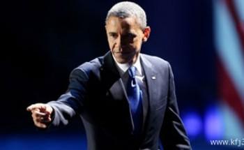 رويترز: أوباما يتأسف لعدم قيام والده بدور أكبر فى حياته