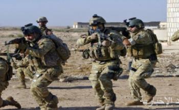 الجيش العراقى يطلق عملية أمنية لملاحقة فلول داعش فى كركوك