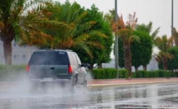 توقعات بهطول أمطار رعدية على المنطقة الشرقية اليوم السبت