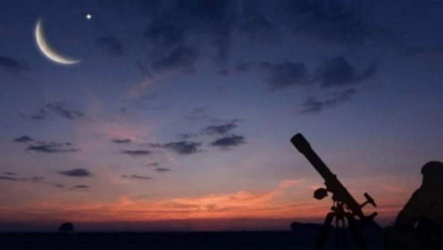 المحكمة العليا تدعو إلى تحرّي رؤية هلال شوال مساء الإثنين