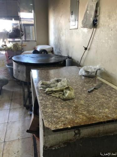 بلدية الخفجي تغلق 10 منشأت تجارية وصحية لعدم وجود تراخيص مهنية