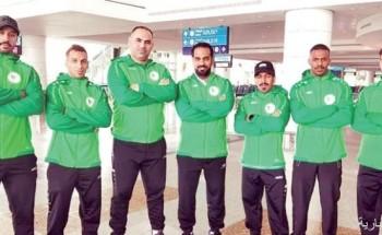 أخضر الأثقال يواصل مشاركته في آسيوية طشقند