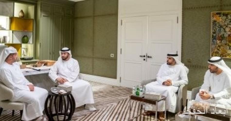 حمدان بن زايد يطلع على مستجدات المشروع النووي السلمي الإماراتي في براكة