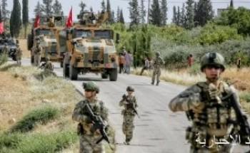 مقتل 3 جنود أتراك فى هجوم بسيارة ملغومة فى سوريا