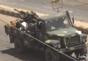 الجيش السورى يسيطر على 7 بلدات رئيسية فى محيط مدينة معرة النعمان