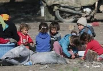 الأمم المتحدة: نزوح نحو 875 ألفا من إدلب بسبب الأحداث الأخيرة