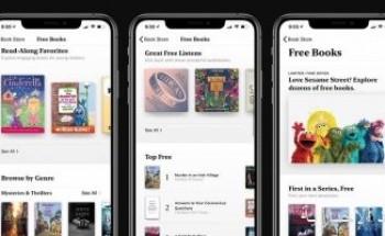 أبل توفر كتباً صوتية ورقمية مجانية للمستخدمين بسبب كورونا