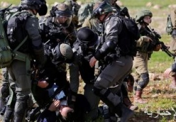 الاحتلال الإسرائيلى يعتقل 3 فلسطينيين ويمنع المصلين من دخول الحرم الإبراهيمى