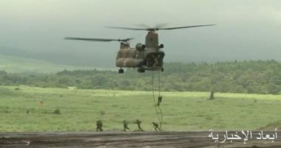 مناورات عسكرية أمريكية – لبنانية فى مجال مكافحة الإرهاب