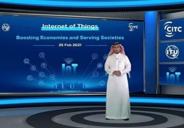 """محافظ """"هيئة الاتصالات"""" يفتتح ورشة دولية بالتعاون مع الاتحاد الدولي للاتصالات حول دور تقنيات إنترنت الأشياء"""