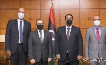 رئيس المجلس الرئاسي الليبى يبحث مع سفير مالطا سبل تعزيز التعاون بين البلدين