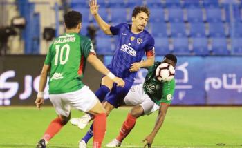 الهلال يستقبل الاتفاق في افتتاح ربع نهائي كأس الملك