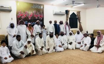 بالصور.. مبادرة وفاء من مجلس الريان لأسرة الدكتور عبدالحميد الخولي
