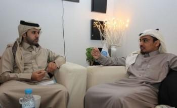 الماهل يستضيف الإعلامي حماد الحربي في حلقة جديدة من( ضيوف الخفجي)