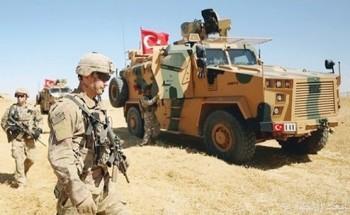 النظام السوري يقصف عربات عسكرية تركية