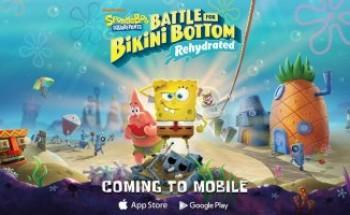 لعبة SpongeBob SquarePants تصل لمستخدمي أندرويد و iOS