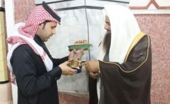أبعاد الخفجي تستضيف فضيلة الشيخ عطا الله العتيبي في لقاء أبعاد وأعيان