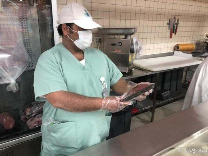 بلدية الخفجي تنهي خطتها الرقابية لشهر رمضان المبارك