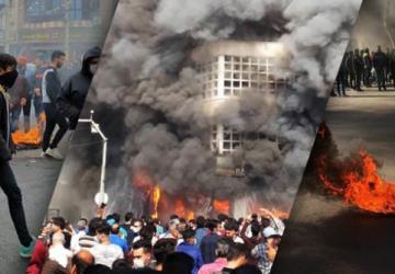 سقوط 36 قتيلا والاحتجاجات تعم 100 مدينة في إيران