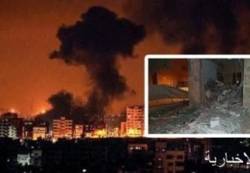 مكتب الإعلام الحكومى بغزة: تعليق الدراسة غدا بسبب العدوان الإسرائيلى