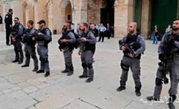 الاحتلال الإسرائيلى يغلق الحرم الإبراهيمى بحجة تأمين احتفالات المستوطنين