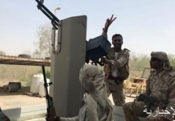 الجيش اليمنى يشن هجوما على مواقع للحوثيين فى نهم شرقي صنعاء