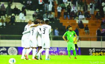 الشباب يدك شباك الشرطة.. ويصعد إلى نصف نهائي كأس محمد السادس