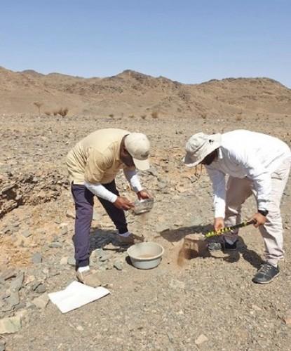 بدء أكبر الدراسات الجيولوجية الإقليمية بتكلفة ملياري ريال تغطي منطقة الدرع العربي صحيفة أبعاد الإخبارية