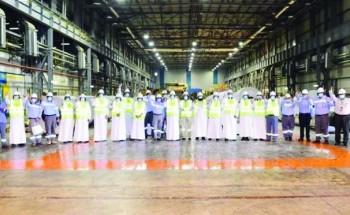 وزير الصناعة: مصانع الجبيل تمثل حلماً للشركات الكبرى