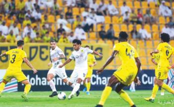 الاتحاد يواجه أولمبيك المغربي في كأس محمد السادس