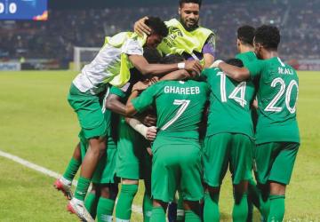 «الأخضر الأولمبي» يعبر تايلند ويتأهل لنصف نهائي آسيا