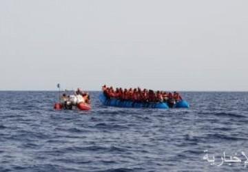 مصرع 21 مهاجراً إفريقياً بعد غرق قاربهم قبالة تونس