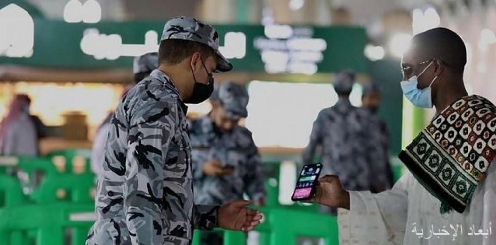 وكالة شؤون المسجد النبوي تكثف الإجراءات والتدابير الاحترازية