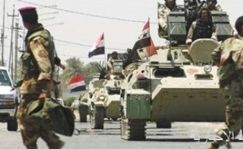 الحشد الشعبى العراقى يفرض طوقا أمنيا مشددا على الحدود مع سوريا