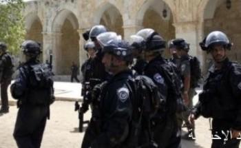 إصابة فلسطينيين بالرصاص خلال مواجهات مع الاحتلال الإسرائيلى جنوب نابلس
