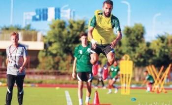 «الأخضر الأولمبي» يفتتح تدريباته في طوكيــو