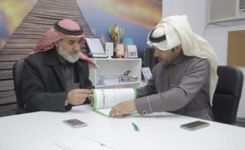 عثمان العمري ..عبر«أبعاد الخفجي»يتحدث عن أمجاد لتعلم اللغة العربية