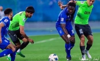دوري أبطال آسيا : بثلاثية الهلال السعودي يتغلب على أجمك الأوزبكي